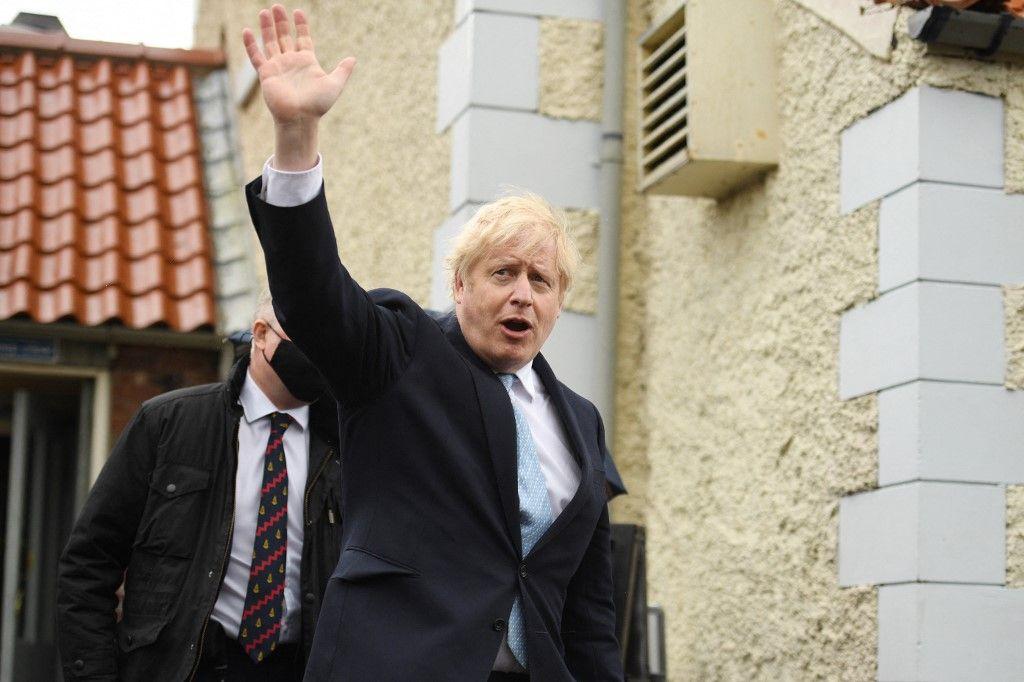 Cette deuxième révolution conservatrice qu'est en train de déployer Boris Johnson