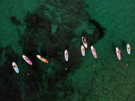 Selon une étude espagnole, la mer Méditerranée se réchauffe trois fois plus vite que les grands océans.