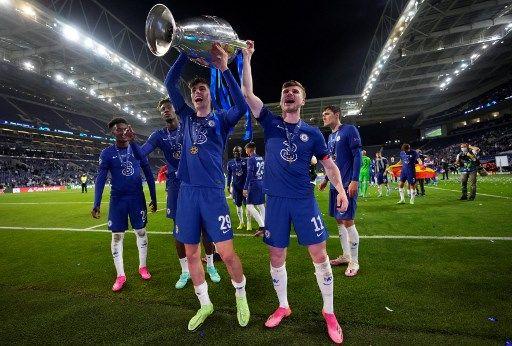 Chelsea a remporté la finale de la Ligue des Champions, ce samedi 29 mai.