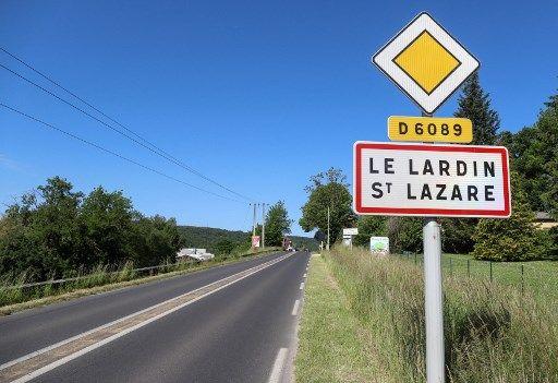 Les faits se sont déroulés à Lardin-Saint-Lazarre, en Dordogne.