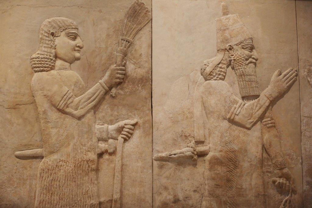 Le premier Empire universel: l'Assyrie