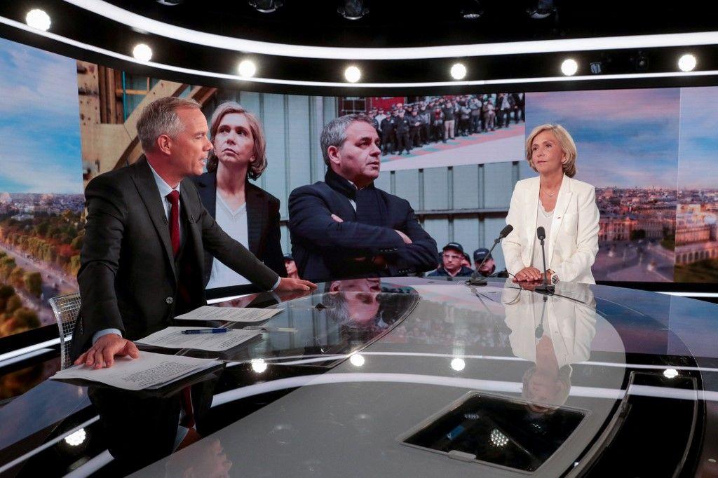 Valérie Pécresse était l'invitée du journal télévisé de 20H de TF1 ce jeudi 22 juillet. Elle a officialisé sa candidature pour l'élection présidentielle de 2022 et a indiqué qu'elle était favorable à une primaire de la droite.
