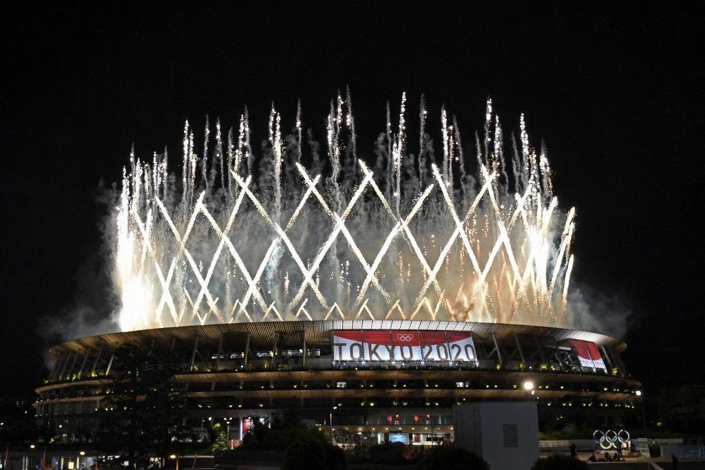La cérémonie d'ouverture des JO de Tokyo s'est tenue ce vendredi.