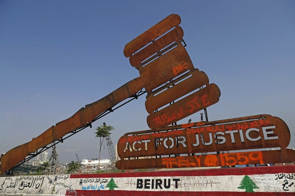 Un an après l'explosion du port de Beyrouth le Liban entre résilience et crise sans fin