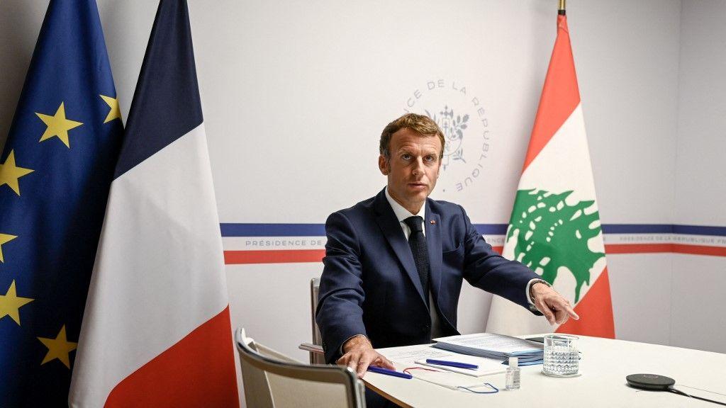 Le Président de la République a annoncé qu'une aide de 100 millions d'euros sera envoyée au Liban pour aider la population