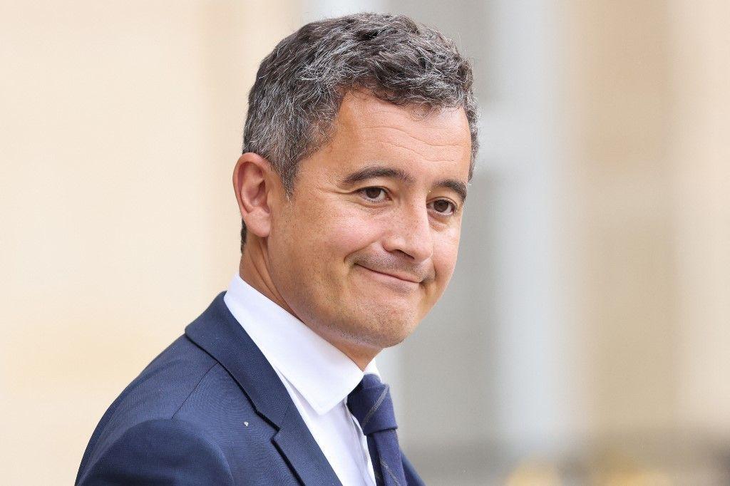 Gérald Darmanin, le 15 septembre 2021.