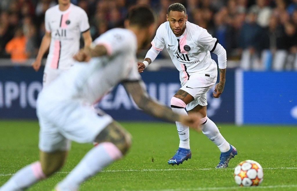Ligue des Champions : BRUGES/PSG : 1/1 Premier match et première déception pour la dream team du PSG