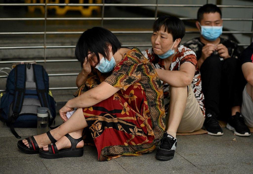 La faillite d'Evergrande pourrait fortement bousculer l'économie chinoise