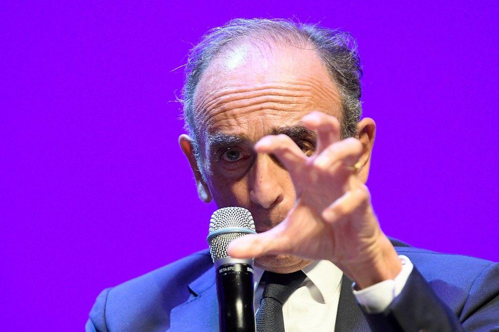 La lâcheté des politiques à ne pas vouloir restaurer la croissance a ouvert un boulevard à Éric Zemmour ...