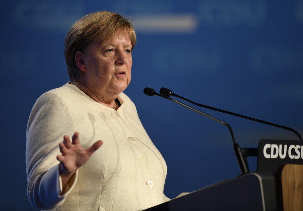 Le règne de la chancelière allemande se termine cette semaine