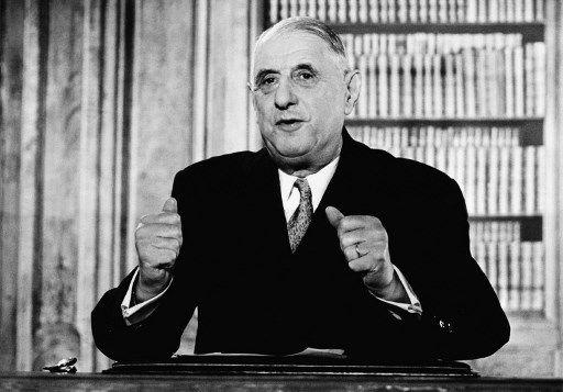 Le jour où le général de Gaulle joua son va-tout avec le référendum de 1969