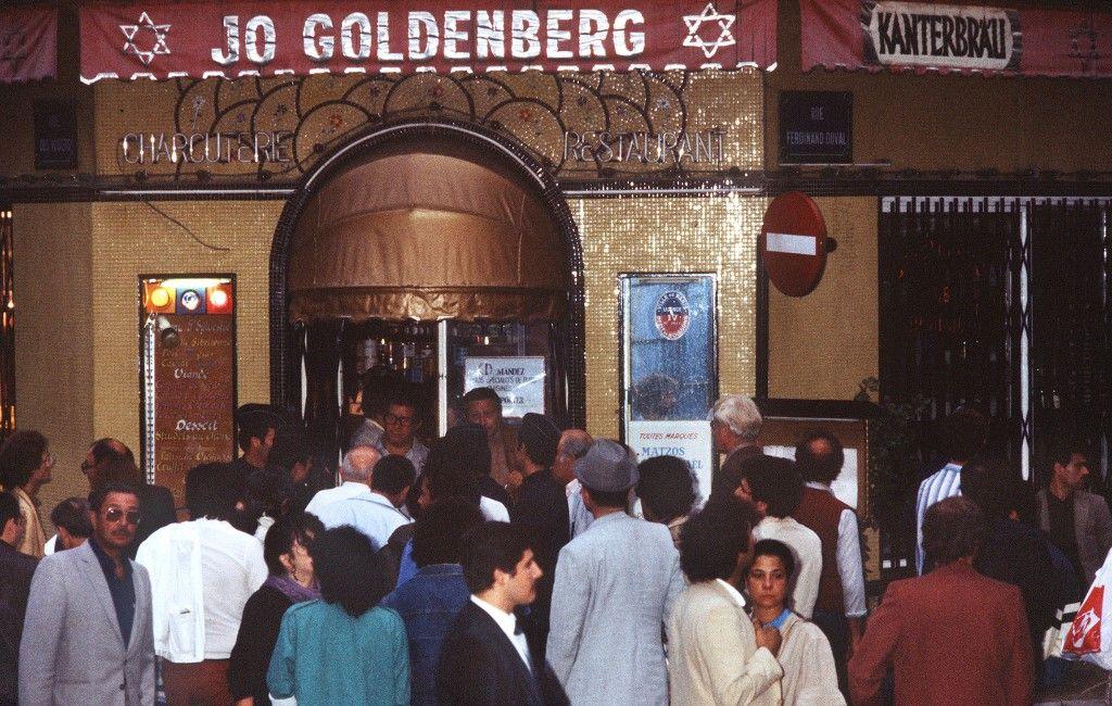 attentat de la rue des rosiers jo goldenberg Norvège France extradition