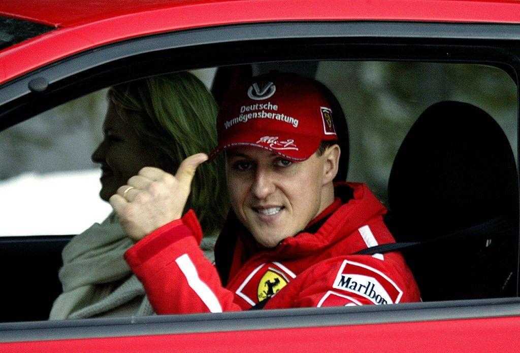 Corinna Betsch, la femme de Michael Schumacher, évoque l'état de santé de l'ancien champion de Formule 1