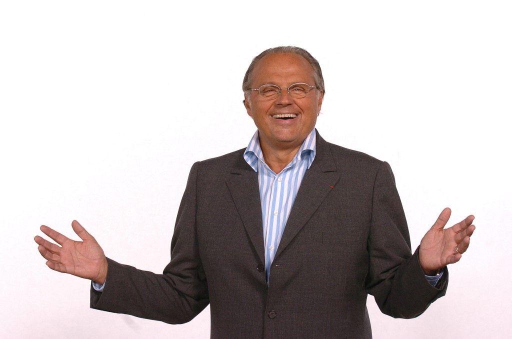 Le producteur Gérard Louvin en 2004.