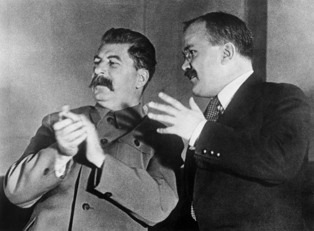 Staline Molotov dictature pouvoir Moscou communisme histoire