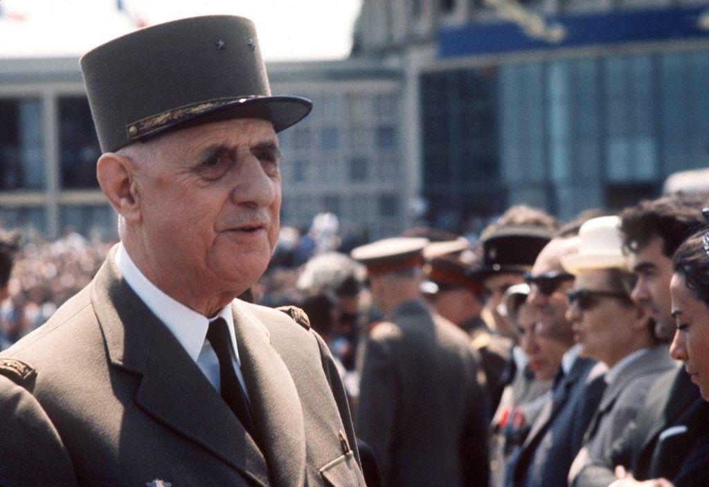 Le général de Gaulle