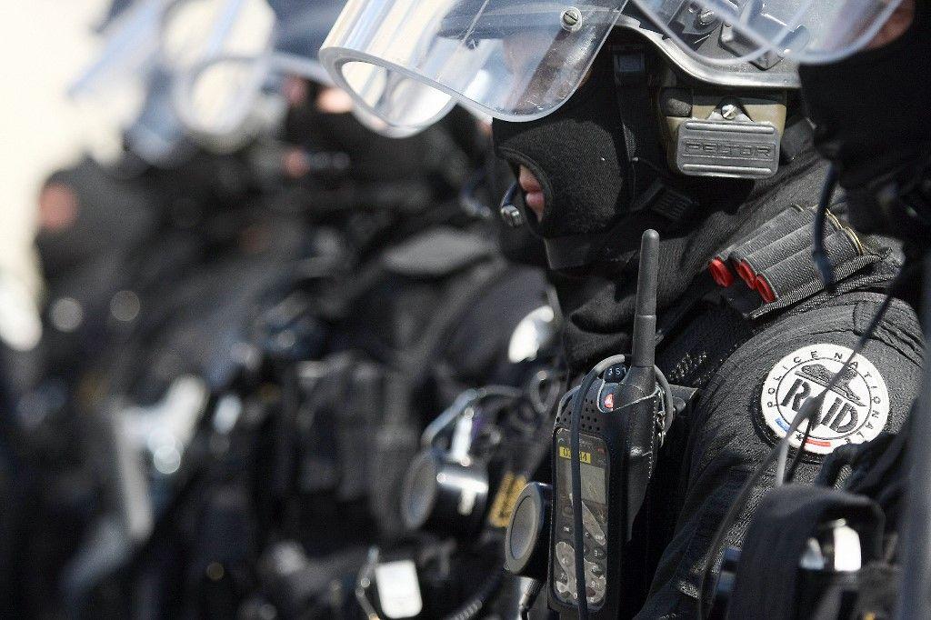RAID forces de l'ordre police intervention Jean-Michel Fauvergue GIGN
