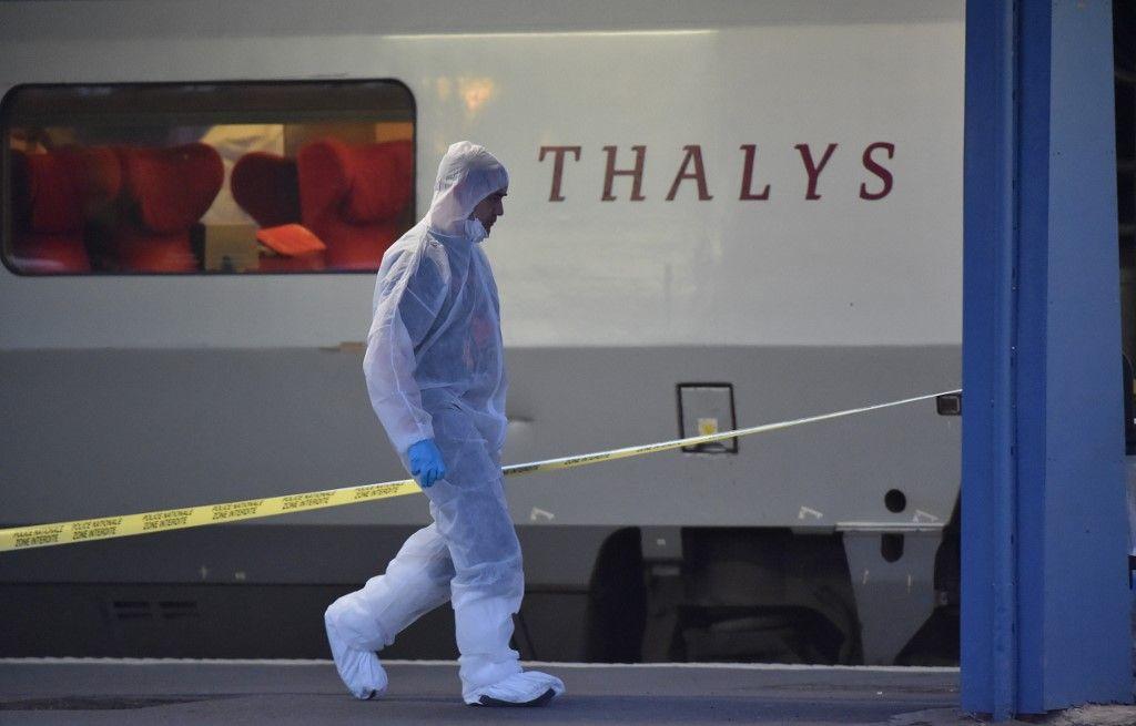 Attentat déjoué dans le Thalys : le parquet national antiterroriste demande un procès pour Ayoub El Khazzani et pour trois autres suspects