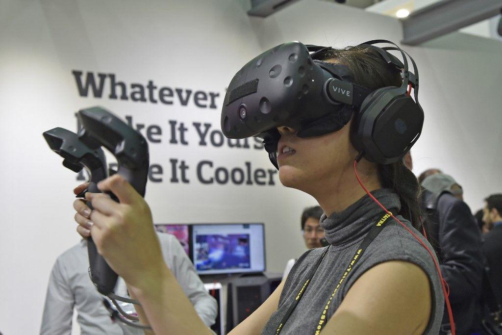réalité virtuelle casque technologie performances immersion