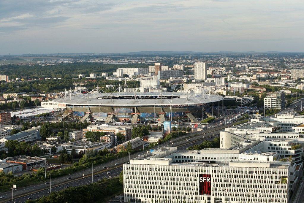 Le Stade de France va se transformer en centre de vaccination dans les mois à venir.