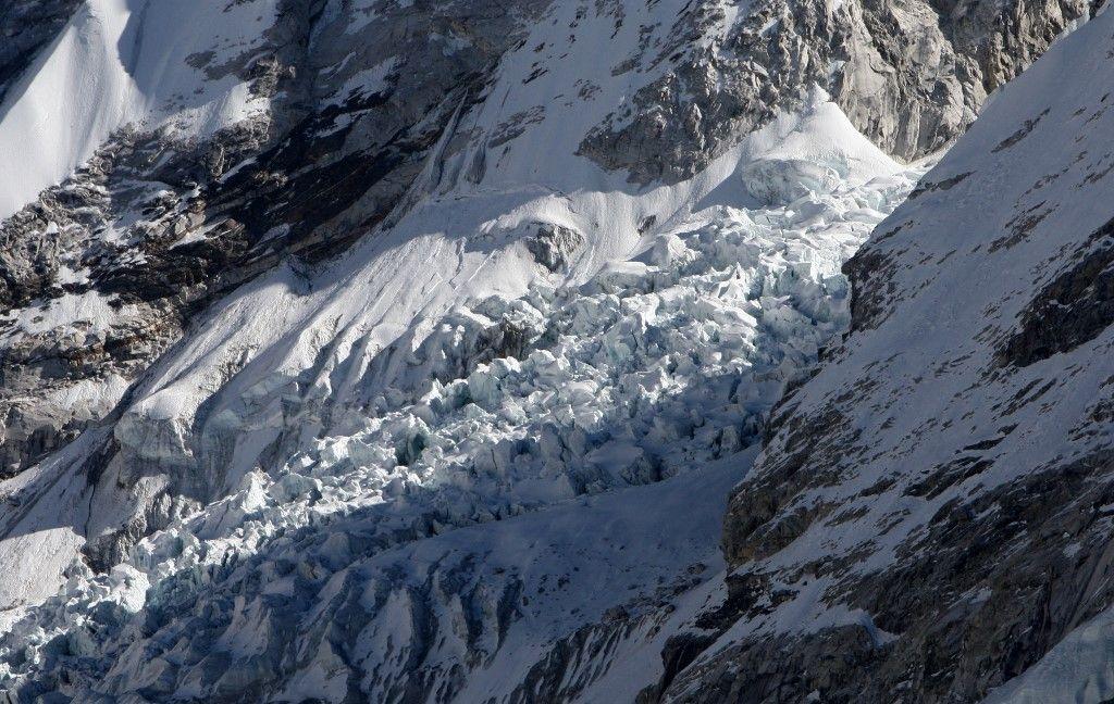 Des virus ont été découverts piégés dans un glacier de l'Himalaya.