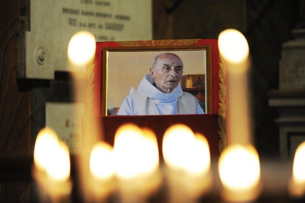 Gérald Darmanin va effectuer un déplacement à Saint-Etienne-du-Rouvray dimanche pour un hommage au père Hamel
