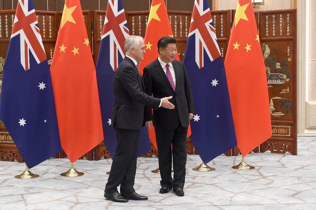 Ce qu'un clash avec l'Australie a appris à la Chine des limites de sa puissance
