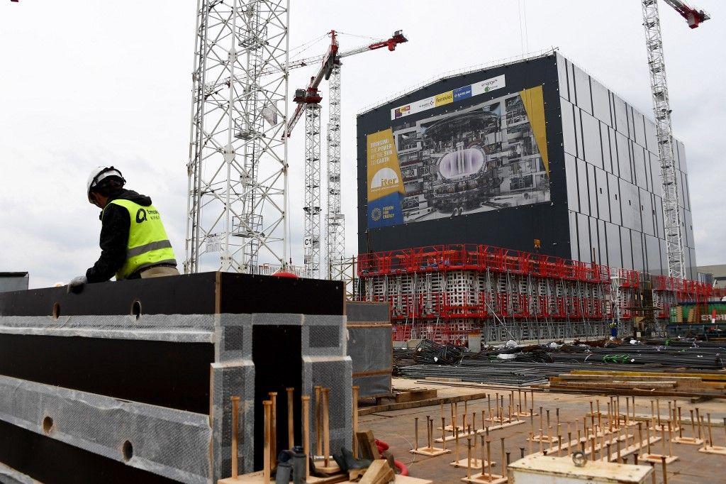 projet ITER nucléaire industrie Saint-Paul-les-Durance
