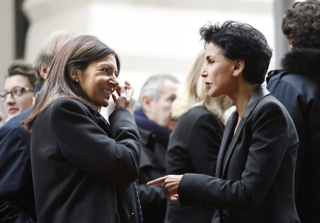 Rachida Dati Anne Hidalgo femmes candidates élection présidentielle 2022