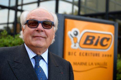 Bruno Bich, en 2018.