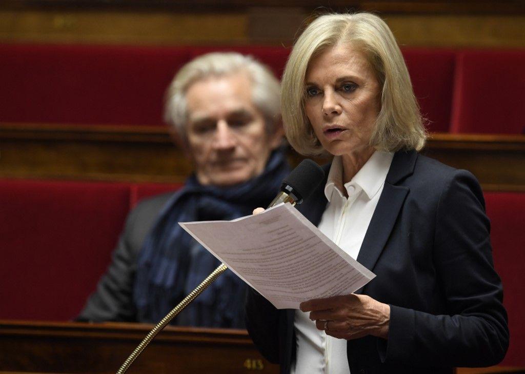 Elisabeth Guigou Olivier Duhamel
