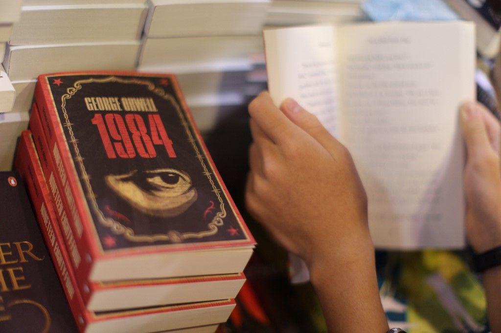 """""""Révoltons-nous"""", dit George Orwell. Il n'est pas trop tard pour l'écouter"""