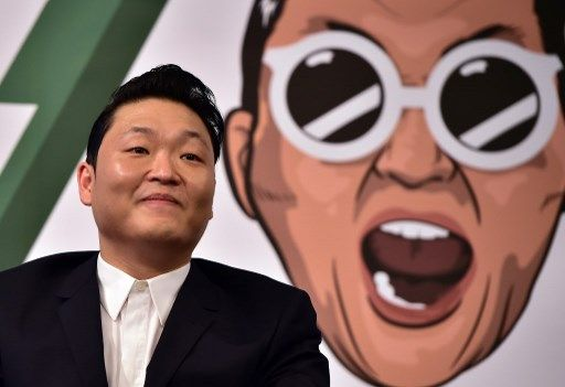 L'artiste coréen Psy a été entendu par la police dans le cadre de l'enquête pour prostitution dans la K-Pop