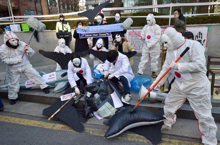 Le Japon va reprendre la pêche commerciale à la baleine