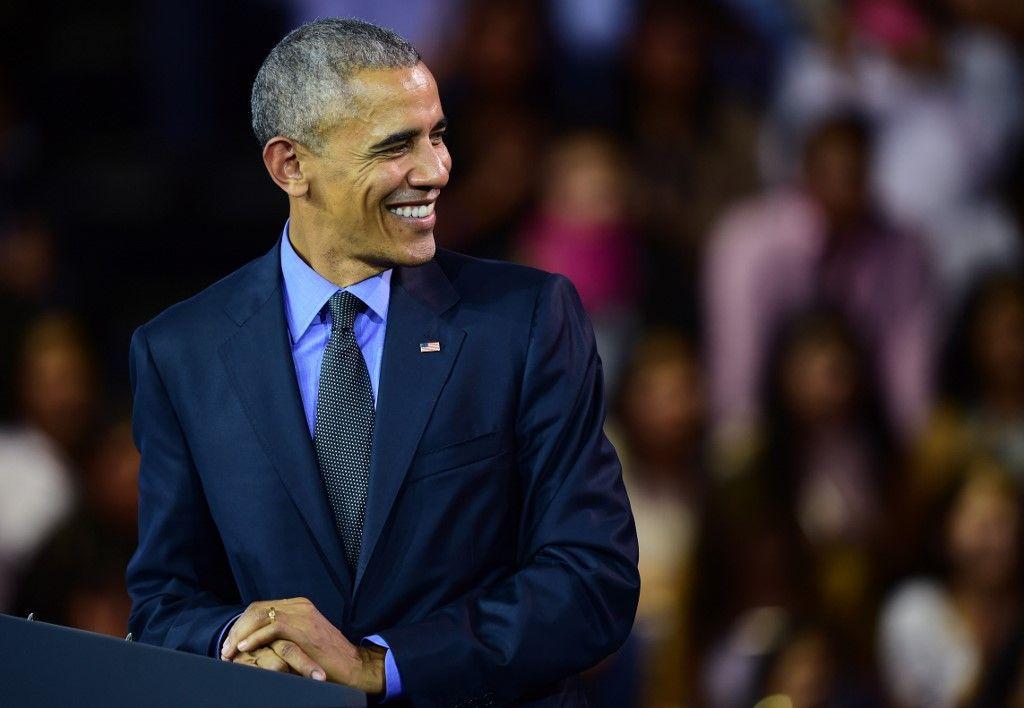 Barack Obama démocrates républicains campagne présidentielle américaine