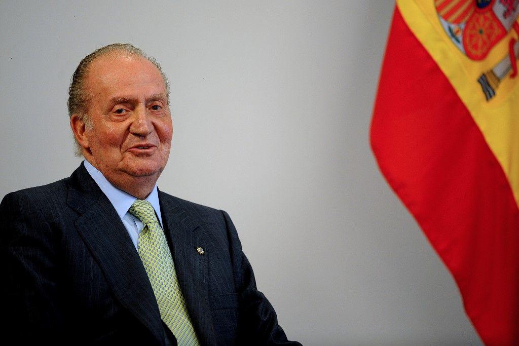 Juan Carlos Espagne Emirats arabes unis exil