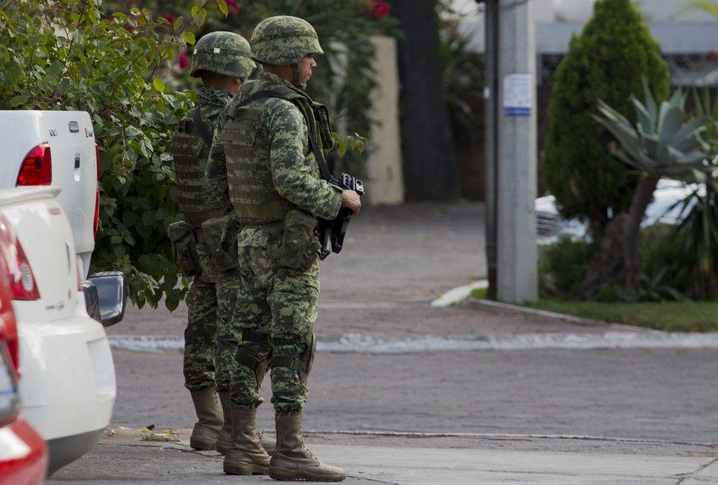 Mais que faisaient les deux truands israéliens assassinés à Mexico sur ordre du Cartel de Jalisco ?