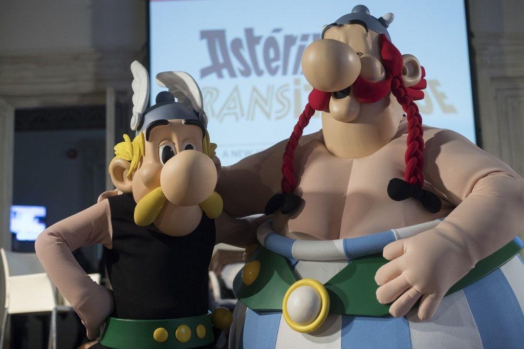 """Le Menhir d'Or"" : une aventure d'Astérix et Obélix, signée Goscinny et Uderzo, sortira en octobre 2020"
