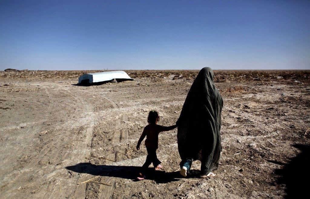 L'Iran fait face à une grave crise de l'eau.