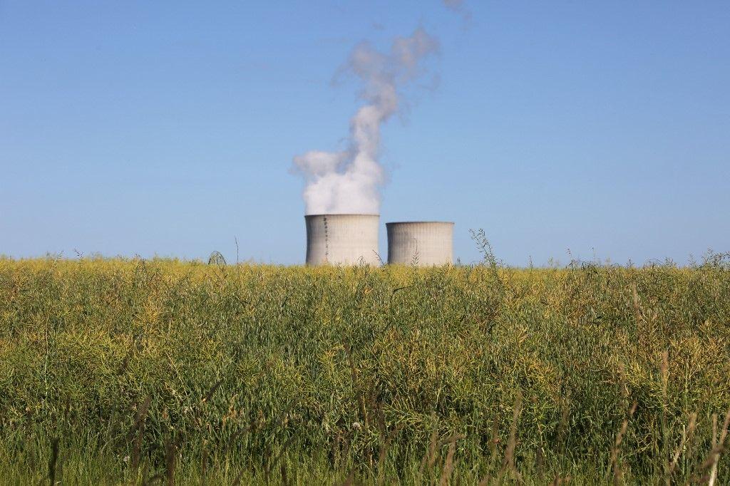 énergie centrale nucléaire