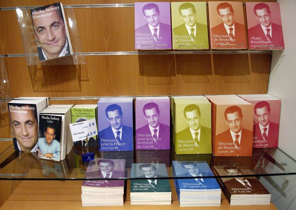 Dis-moi qui écrit ton livre... : le projet mort-né du livre de Nicolas Sarkozy