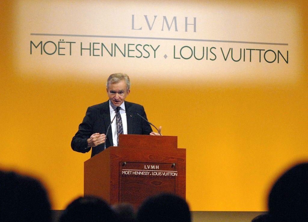 Louis Vuitton LVMH diplômes entreprises