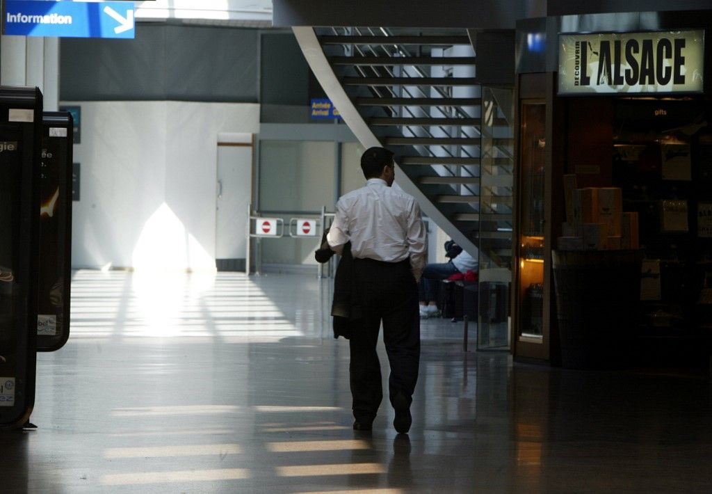 L'aéroport de Strasbourg a été évacué après une alerte à la bombe