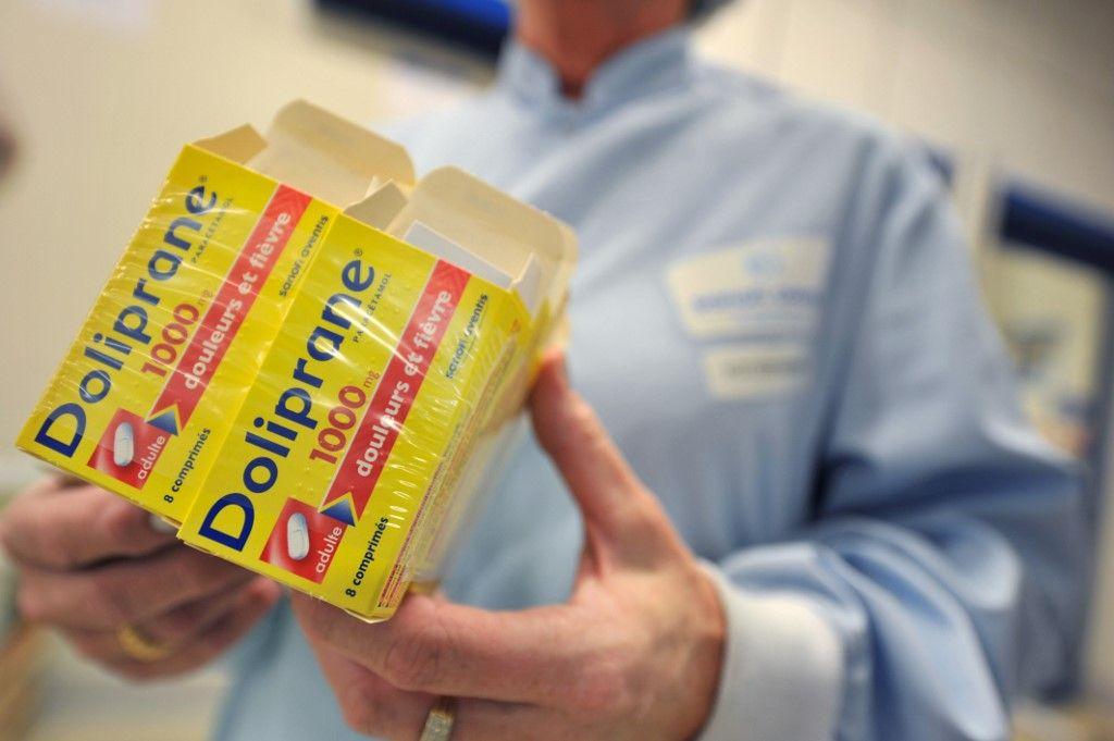 Coronavirus : la vente de paracétamol sera limitée dès mercredi