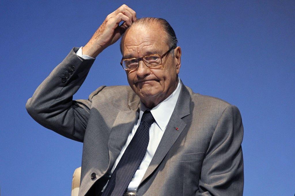 Jacques Chirac, le plus secret des présidents...