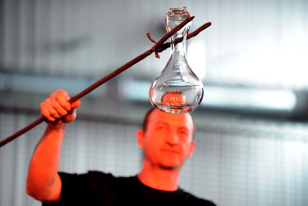 Et voici le verre liquide : les physiciens identifient un nouvel état de la matière