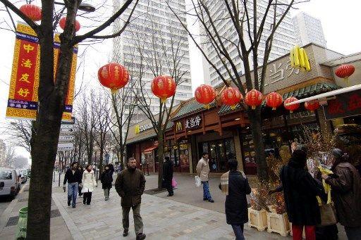quartier chinois 13eme arrondissement Paris