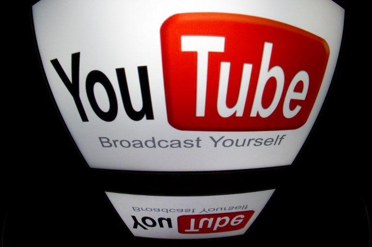Le logo de YouTube. YouTube revendique dorénavant 50 millions d'utilisateurs pour ses abonnements YouTube Music et Video premium.