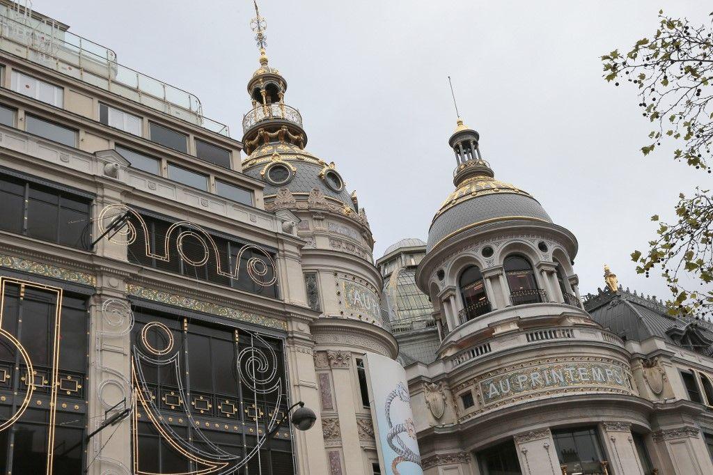 Le Printemps Haussmann à Paris va pouvoir rouvrir ses portes suite à une décision de justice