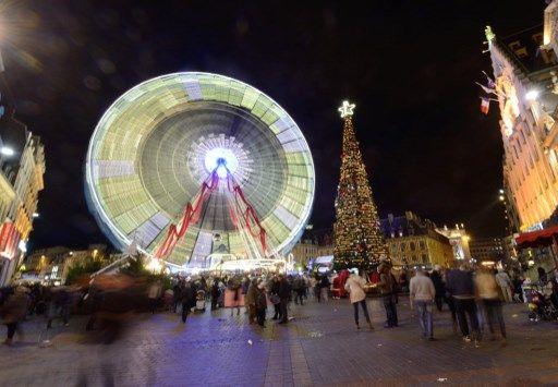 Lille : la Grande roue sera installée, mais restera fermée au public